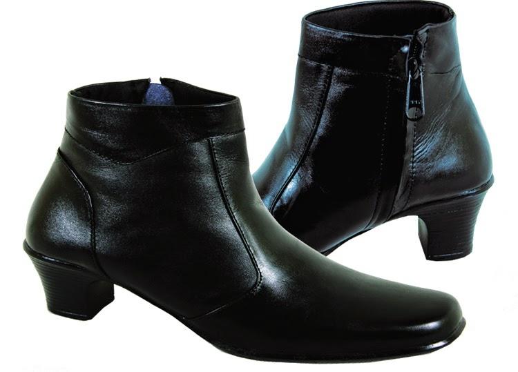 Menemukan Sepasang Sepatu kulit wanita yang Sempurna