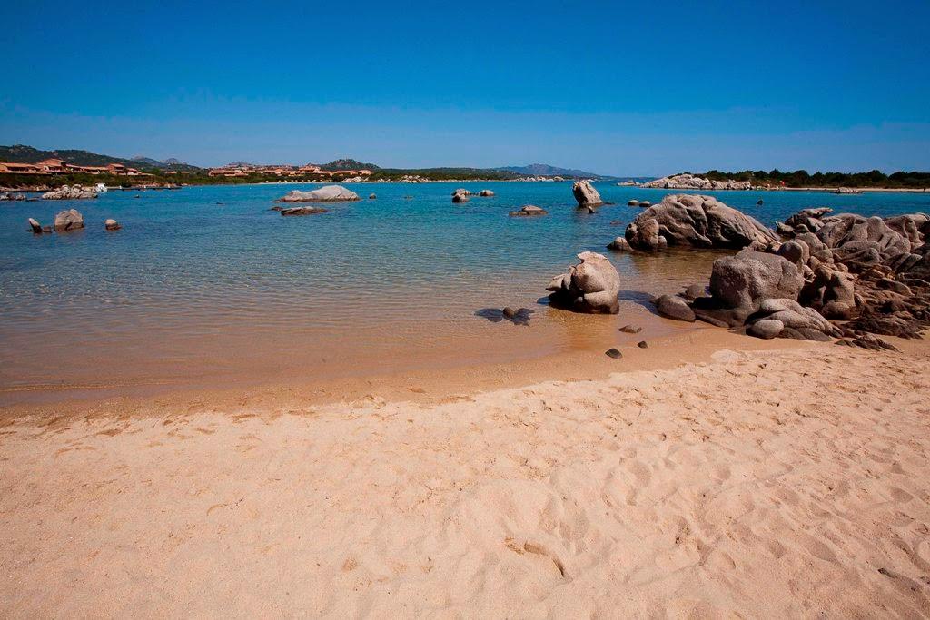 Spiaggia del Resort Baia de Bahas