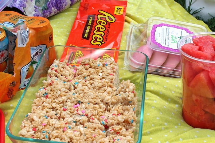 Confetti Rice Krispies