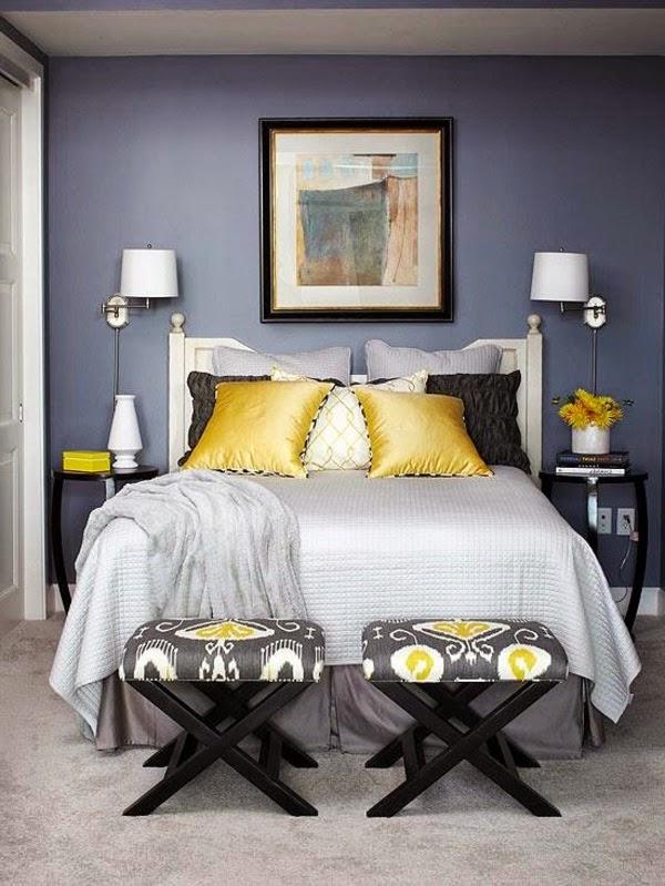 Habitacion Matrimonial Decoradas ~ Ideas de dormitorios matrimoniales decorados  Dormitorios colores y