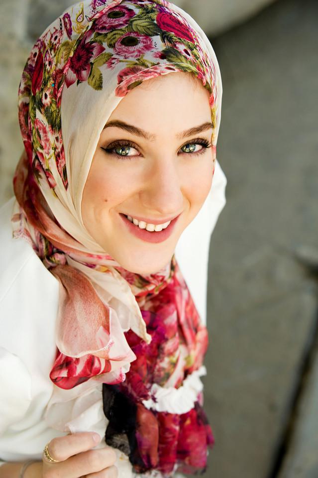kirei's corner: Makeup Tips for Women with Hijab