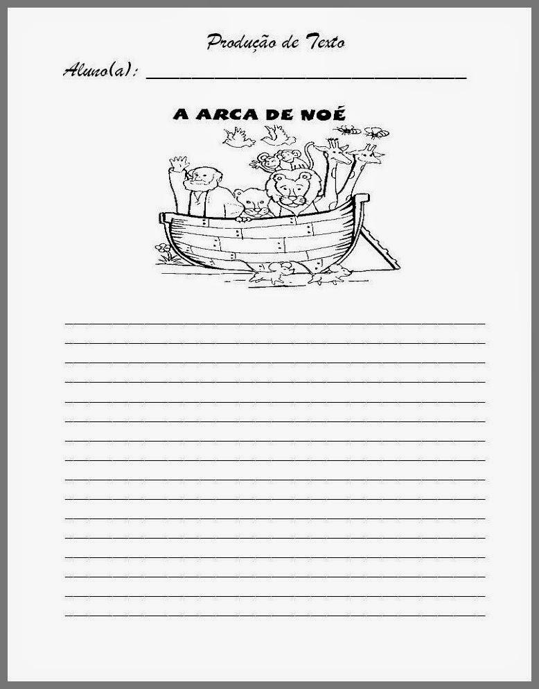 Preferência Portal do Professor do ensino Infantil: PRODUÇÃO DE TEXTO REDAÇÃO  GO98