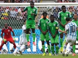 Live: Argentina 0 - 0 Nigeria