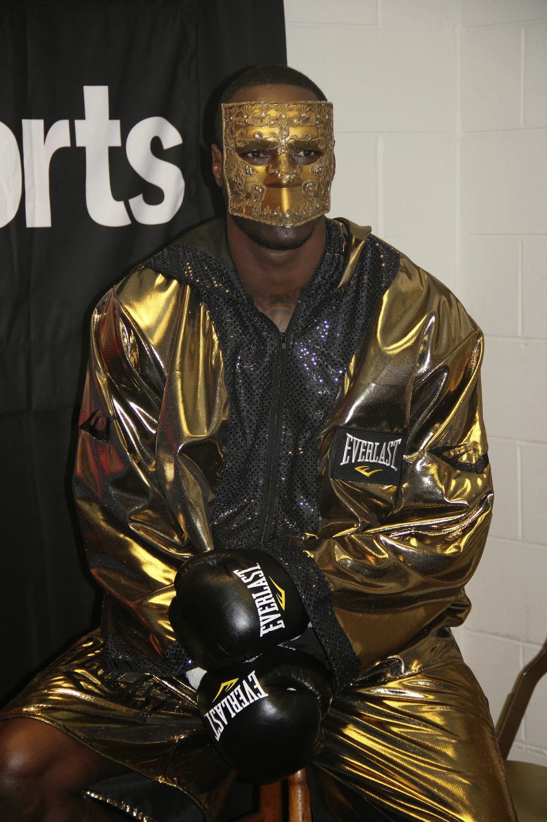 Deontay Wilder Quot The Bronze Bomber Quot Just About To Walk Out