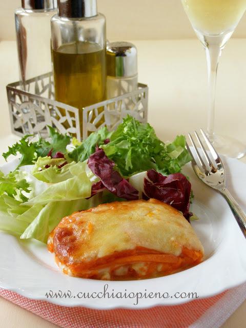 abóbora com queijo ao forno