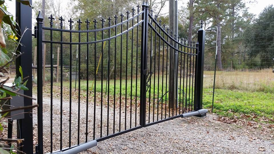 Viking access systems g swing gate operator