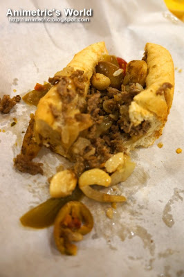 Garlic Premium Cheese Steak at Cheese Steak Shop