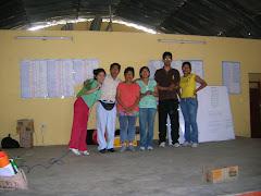 EBDV ( Escuela Biblica de Vacaciones ) 2011 EN GRAMADALES