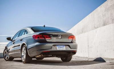 2015 Volkswagen CC 2.0T Sport Redesign