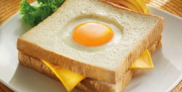Resep Roti Mata Sapi Siap Santap 10 Menit Ala Bluebland