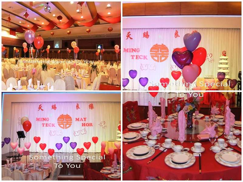 Something special to you malaysia wedding one stop shop wedding dinner decoration service junglespirit Image collections