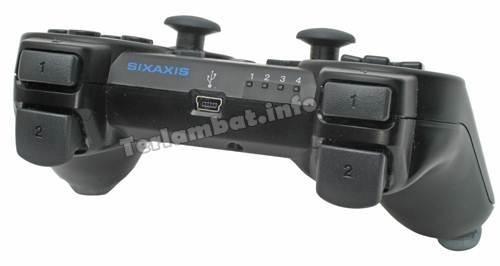 Menghubungkan Stik PS3 ke Komputer