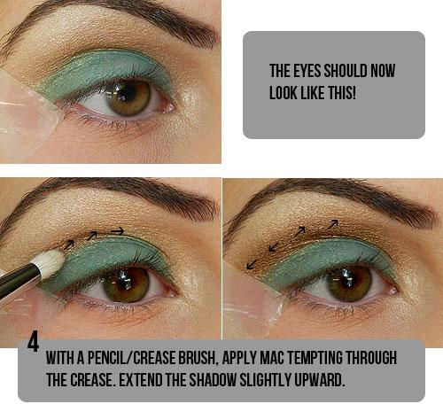 Tutorial de maquiagem olho castanho 3