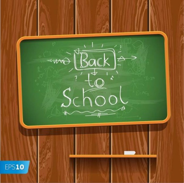 back-to-school-vector