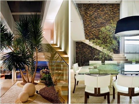 Decorar escadas interiores - Casas bien decoradas ...