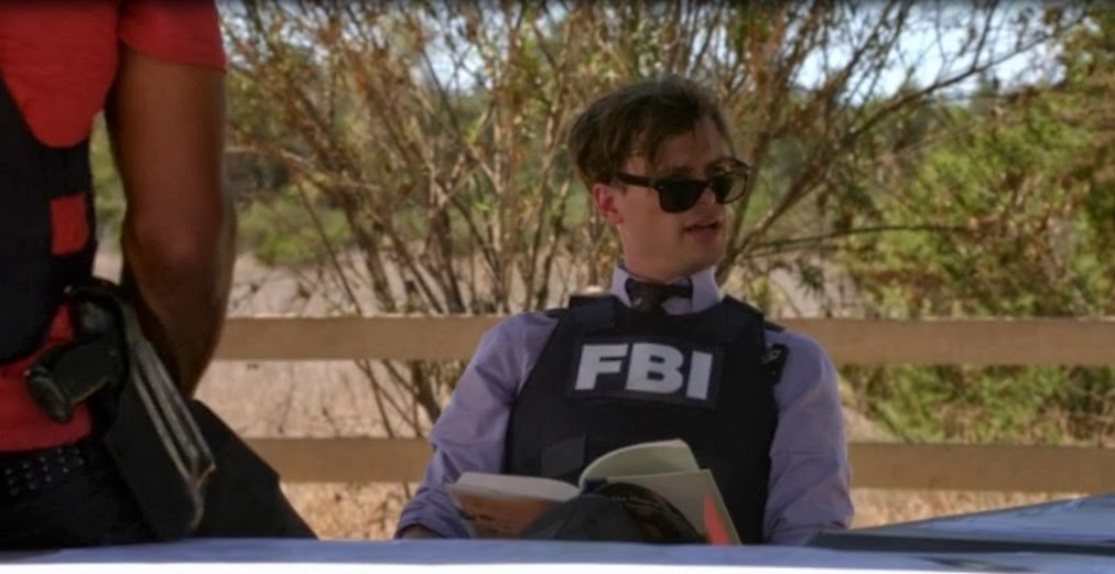 spencer reid glasses. this episode also doesn\u0027t have a big reid moment, but i think scene was funny. spencer reading book while they are waiting for the unsub to drive glasses