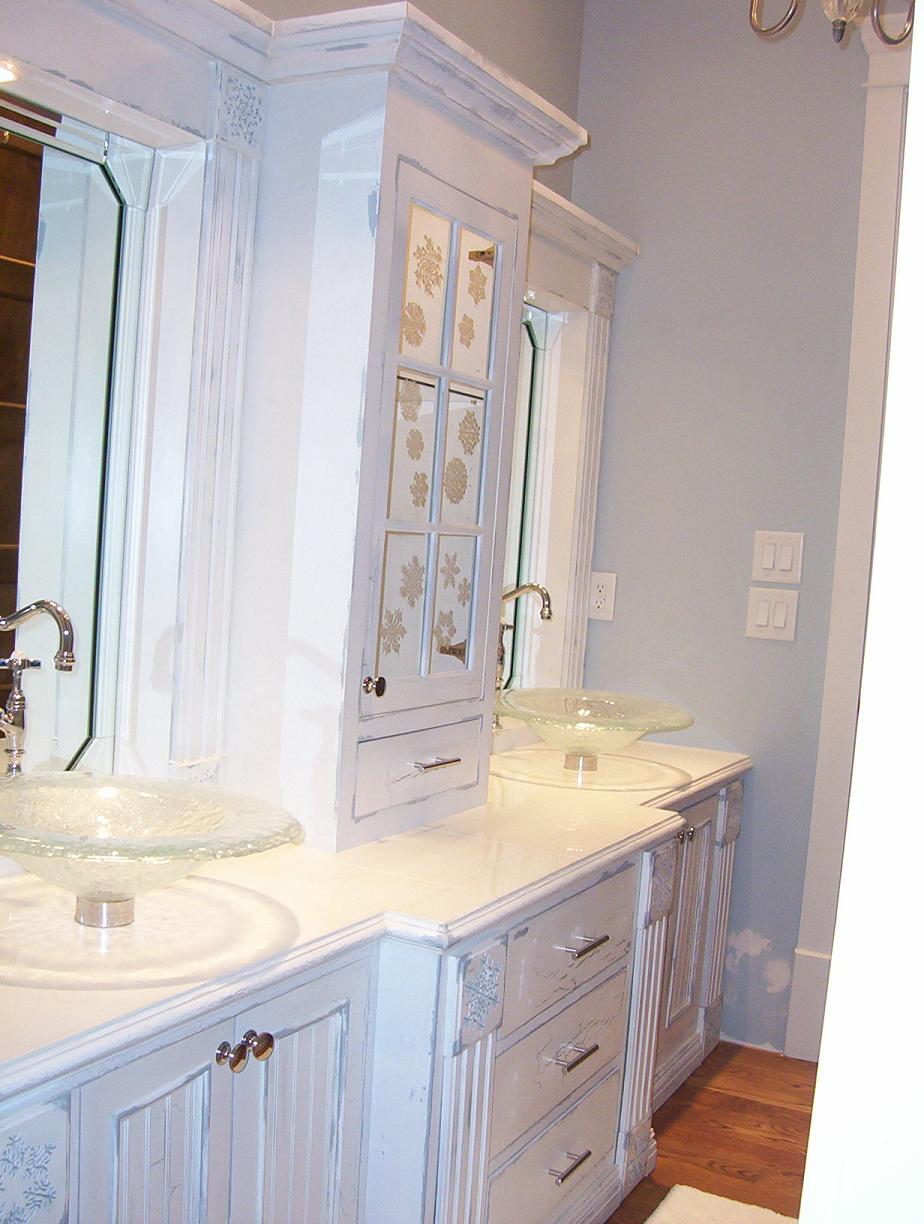 Bathroom Vanities With Upper Storage With Innovative Inspiration In Spain