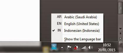 Cara Menambahkan Font Arabic pada Microsoft