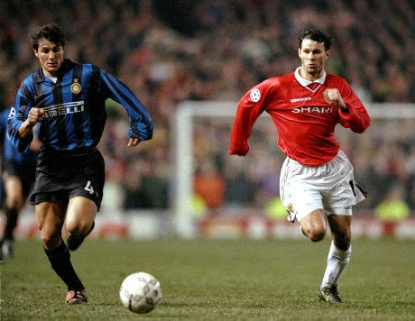 Ryan Giggs and Javier Zanetti