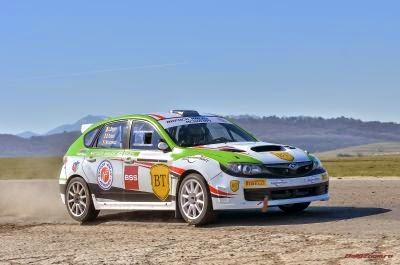 Daniel Ungur - Subaru Impreza