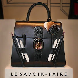 "Delvaux Le Savoir-Faire"" bag from the ""Les Humeurs de Brillant"" line"