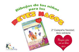 Los Dibujos de los Niños para los REYES MAGOS