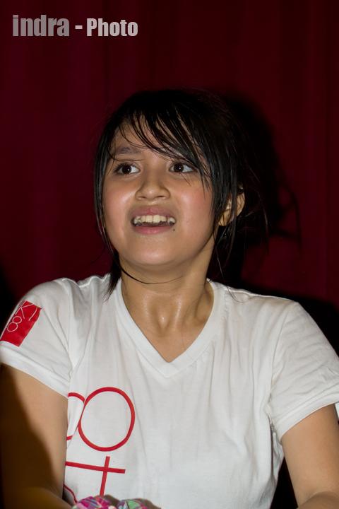 Galeri Foto nabilah JKT48
