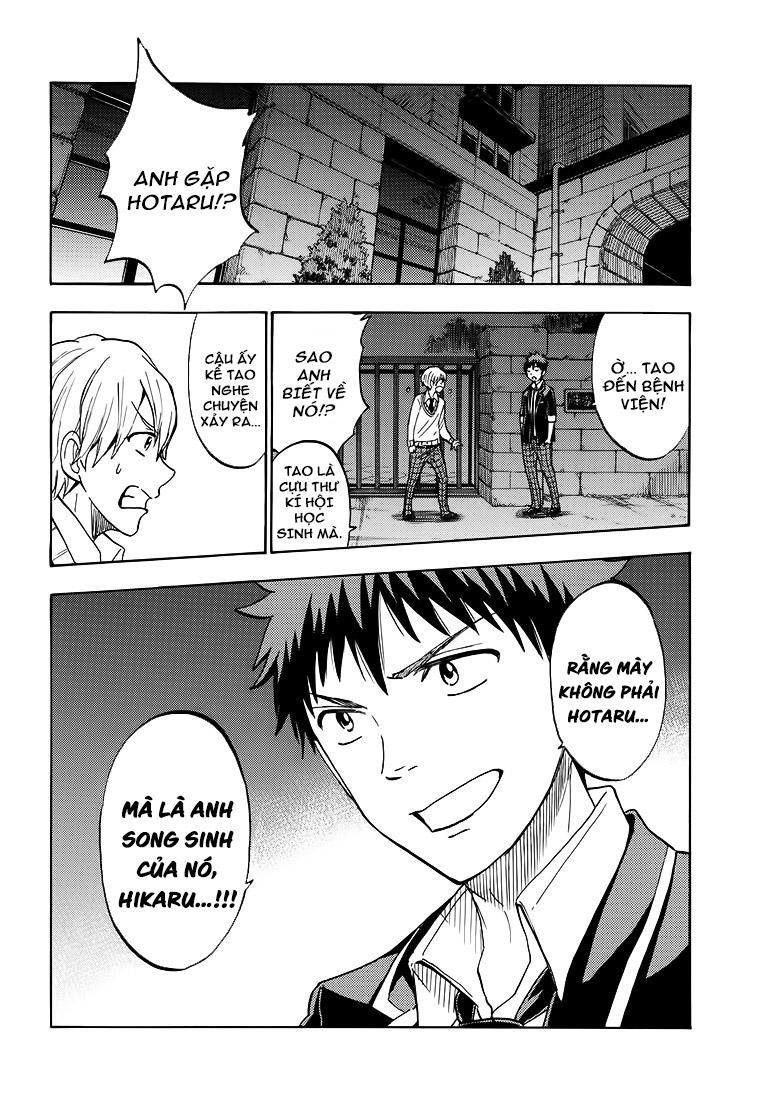 Yamada-kun to 7-nin no majo chap 191 Trang 20 - Mangak.info