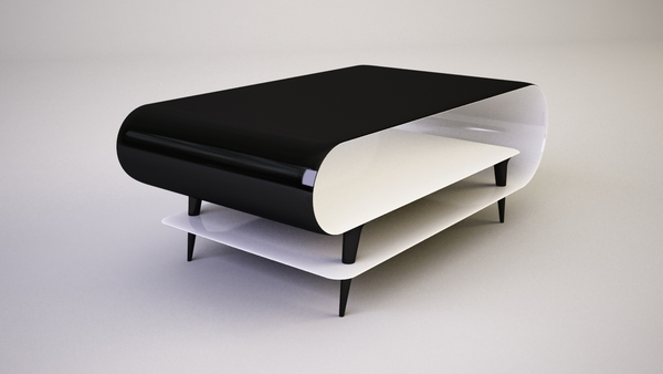 20 modern contemporary coffee tables modernistic design for Contemporary table