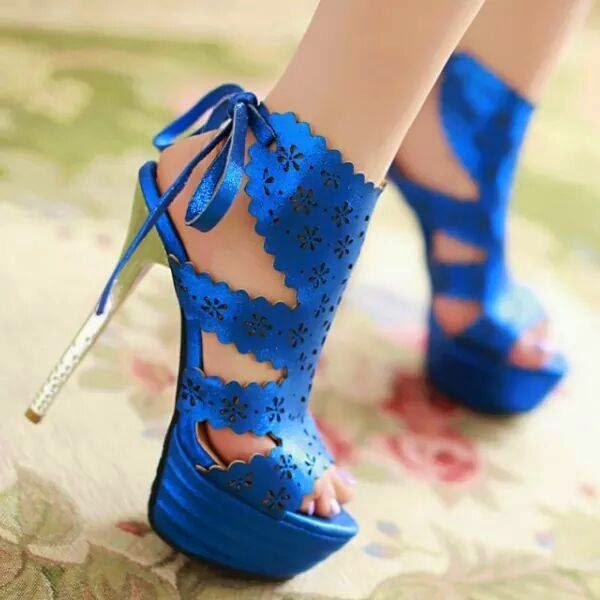 Beautiful Designer high Heel