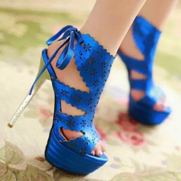 Beautiful Designer high Heel