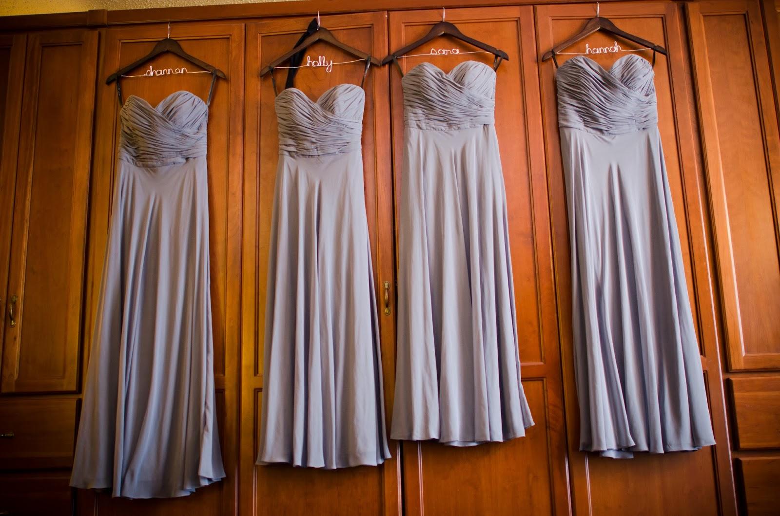Charcoal Chiffon Bridesmaid Dresses Viewing Gallery