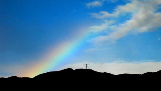 Cerpen Menunggu Pelangi. Cerpen: (Waiting For a Rainbow) Menunggu Pelangi Terbaru