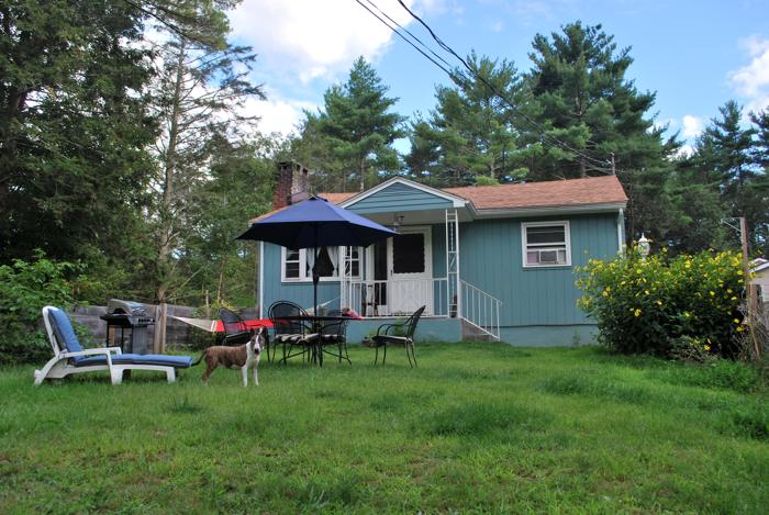 Дом в Вудстоке / Our House in Woodstock