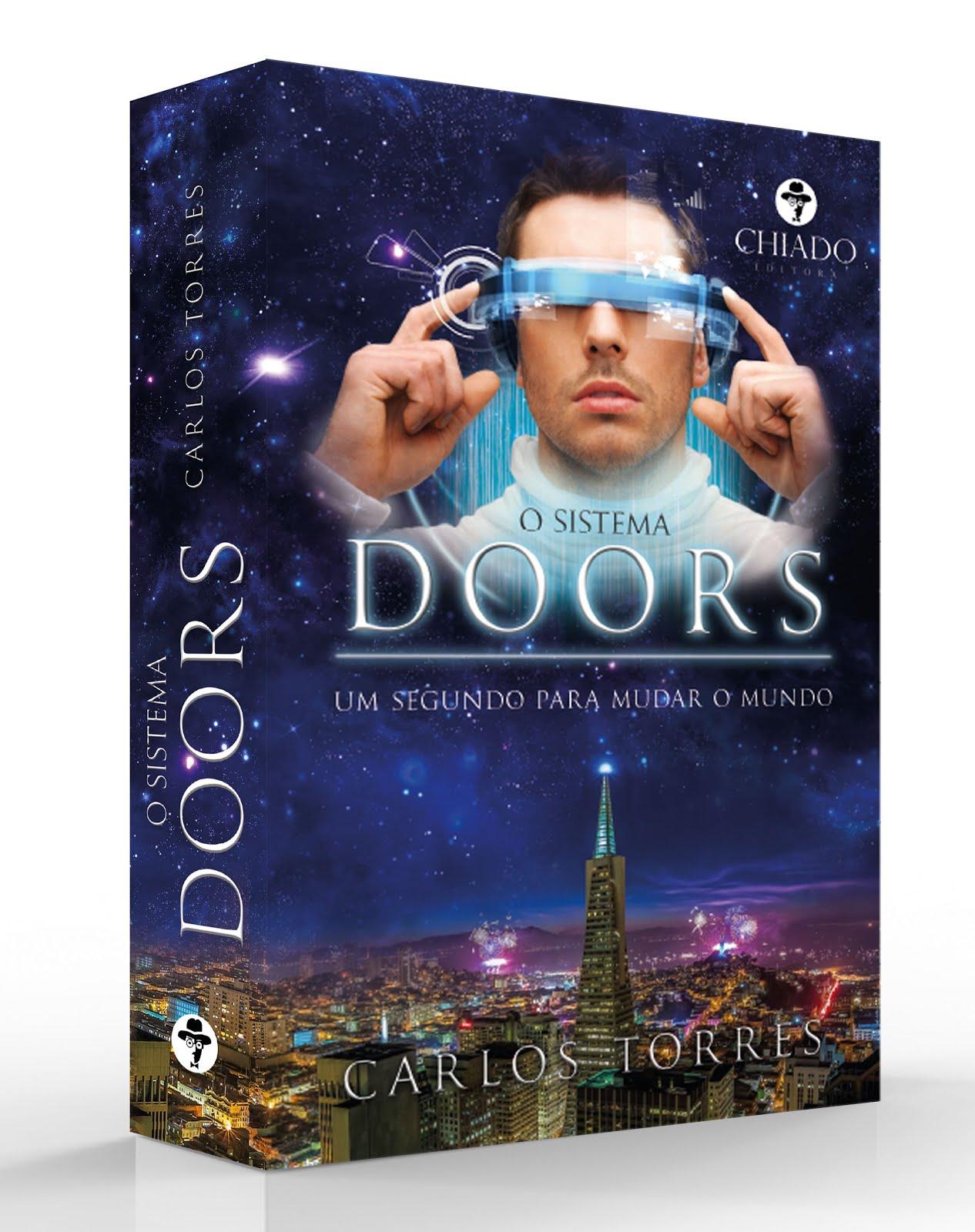 Já está a venda o livro O Sistema Doors - Compre agora.