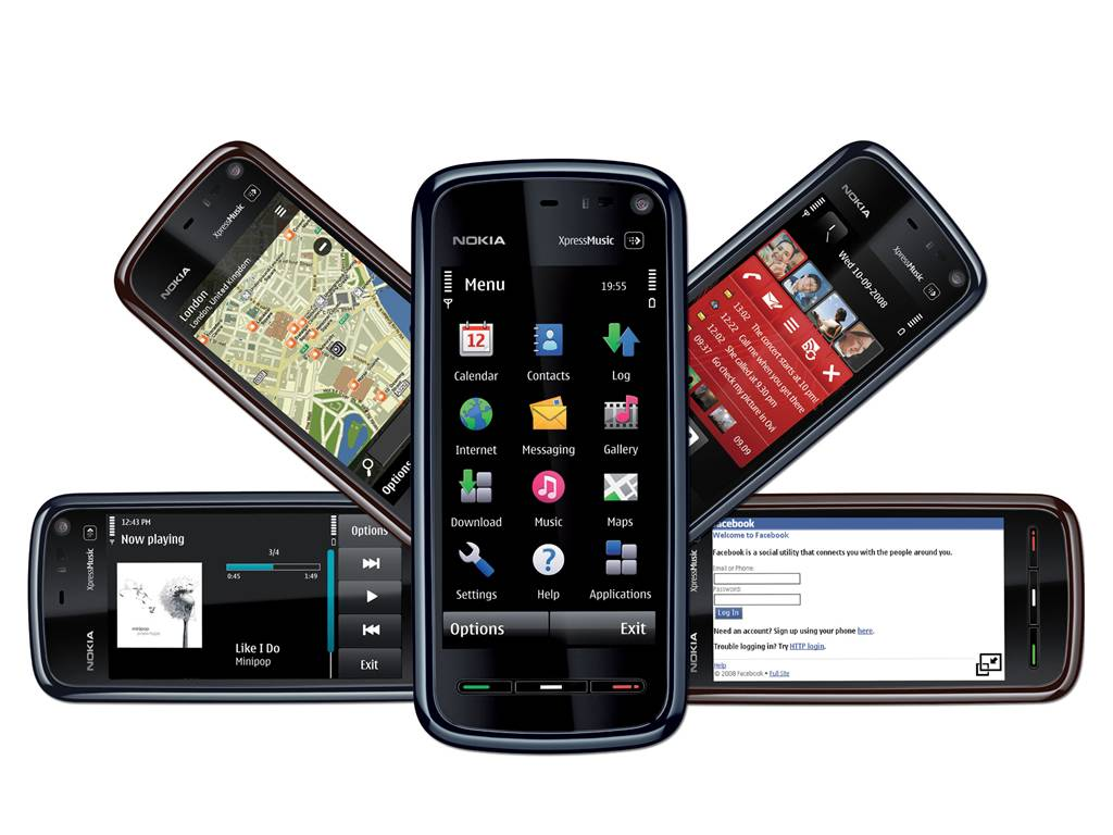 How to reset nokia s40 s60 v3 mobile phones