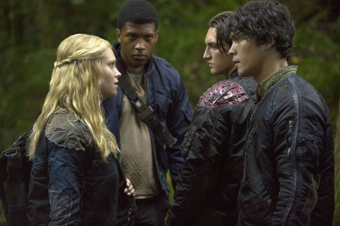 The 100 - Episode 1.02 - Earth Skills - Promotional Photos