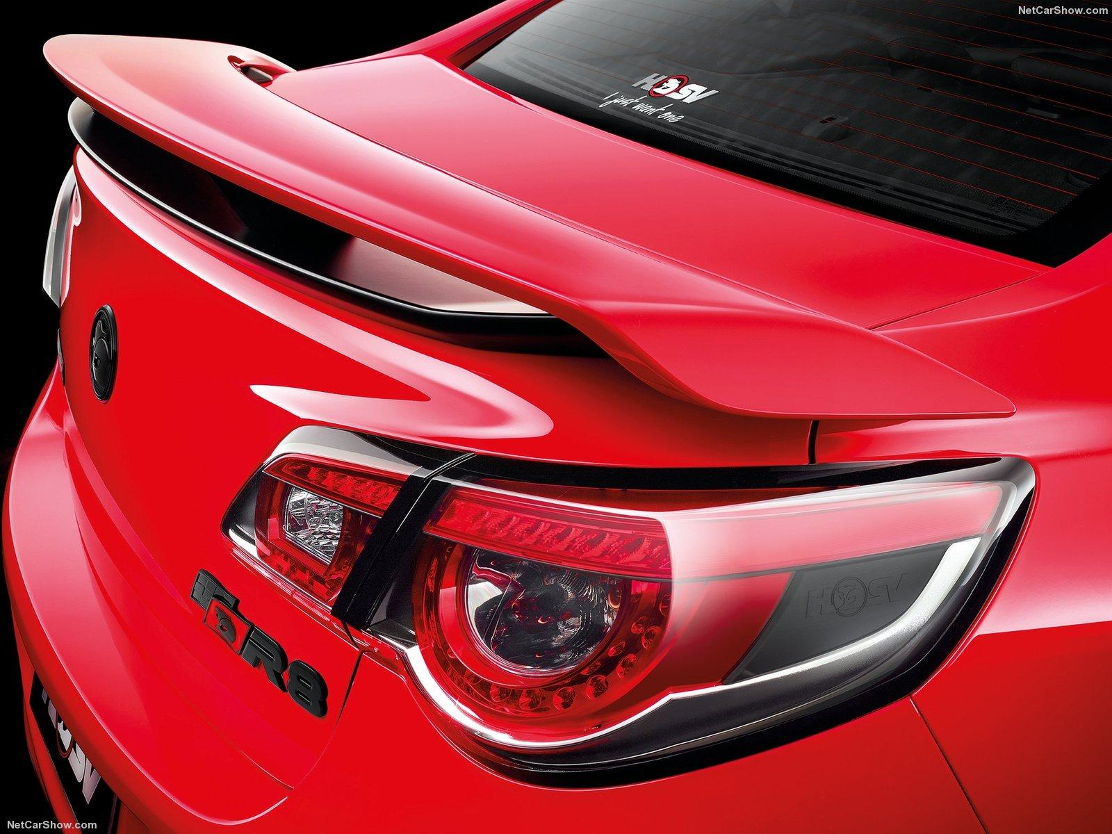 Hình ảnh xe ô tô HSV ClubSport R8 25th Anniversary 2015 & nội ngoại thất