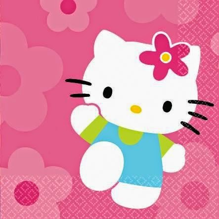 Lindas imagenes de Hello kitty para descargar