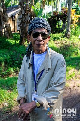 National Living Treasure Uwang Ahadas Lamitan Basilan