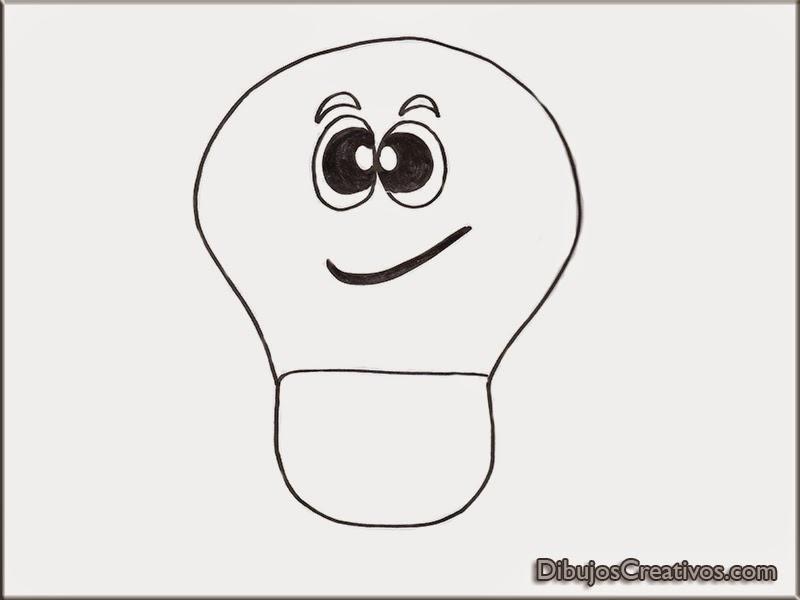 Dibujos para colorear de foco im genes dibujos para for Focos para iluminar arboles