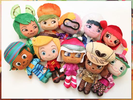 Disney Wreck-It Ralph Characters