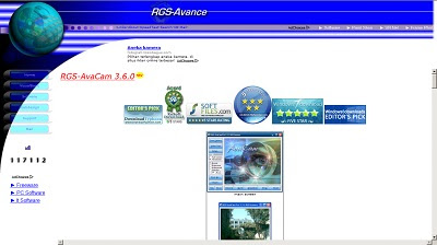 RGS-AvaCam, Audio and Video