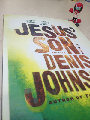 Jesus Son by Denis Johnson. feat. Strong Bad