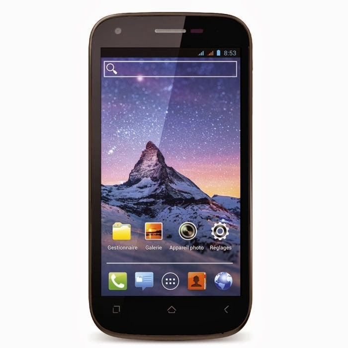 Wiko Cink Peax 1 Noir smartphone