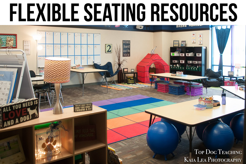 Flexible Seating Resources