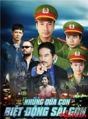 Những Đứa Con Biệt Động Sài Gòn 2 - Htv7