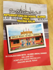 Majalah Alumni MES