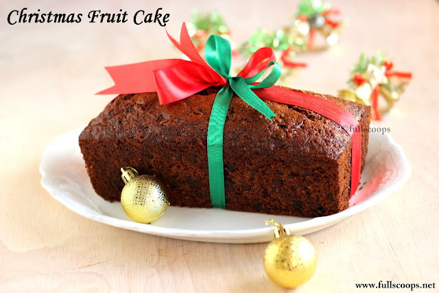 Boiled Fruit Cake Thermomix