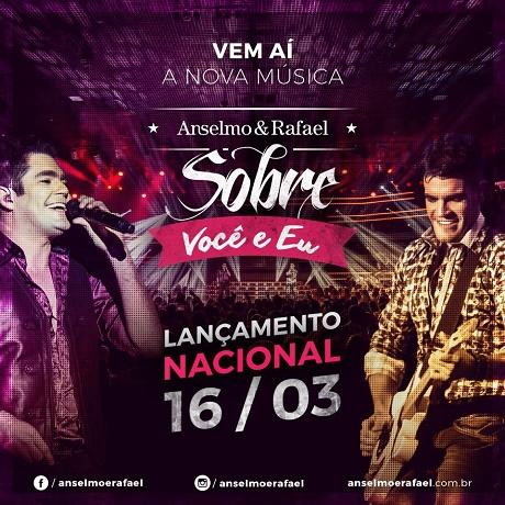 Download Anselmo e Rafael - Sobre você e eu 2016,